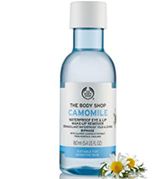 THE BODY SHOP CAMOMILE Démaquillant Waterproof Yeux & Lèvres_160ml