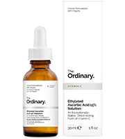 THE ORDINARY Solution d'Acide Ascorbique Ethylé 15% Vitamine C_30ml